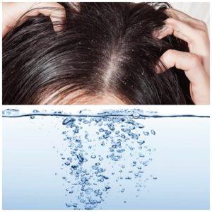 oxybrazja skóry głowy