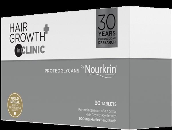 proteoglikany hair growth nourkrin